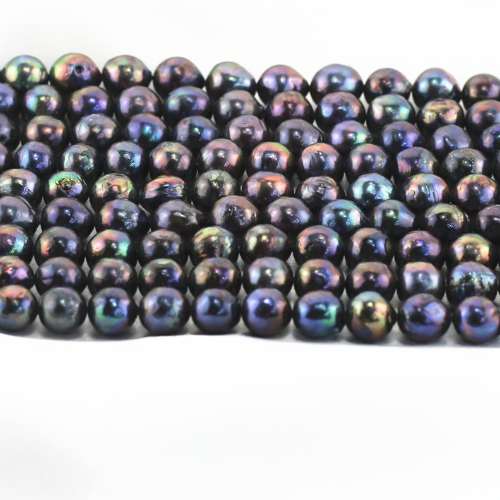 10 mm black pearl strand in Hanoi, Vietnam