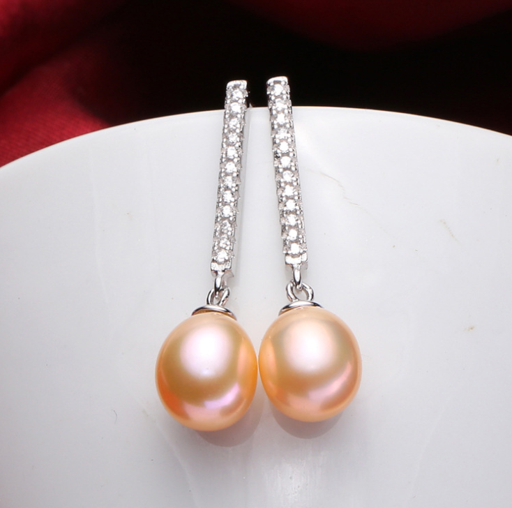 Gorgeous drop pearl Earrings