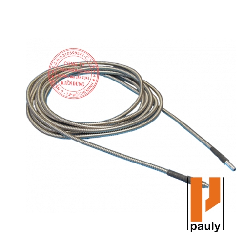 Pauly Optical Fibre Cable Stainless steel flexible metal tube GFKxy (810x)