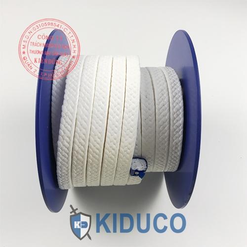 Dây tết chèn teflon màu trắng Kiduco Pure PTFE Packing 2