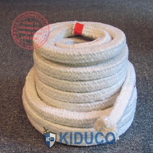 Dây chèn kín chịu nhiệt cao Kiduco Ceramic Fiber Packing 1