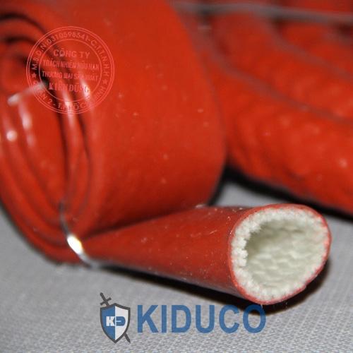 Ống bảo ôn chịu nhiệt Kiduco Silicone Coated Fiberglass Sleeve 2