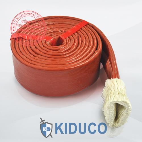 Ống bảo ôn chịu nhiệt Kiduco Silicone Coated Fiberglass Sleeve