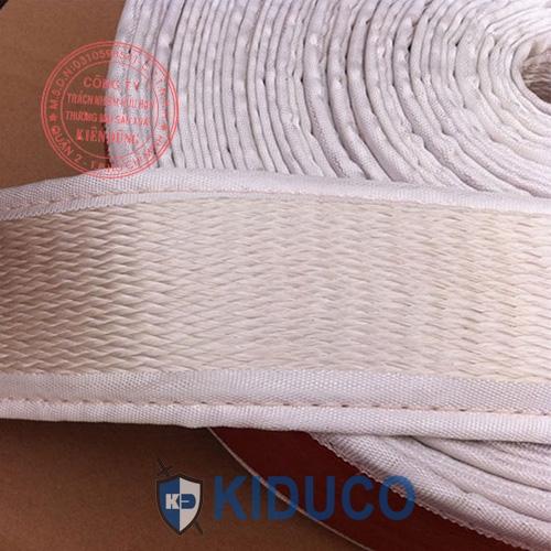 Băng cuộn bảo ôn Kiduco Silicone Coated Fiberglass Sleeve Tape 1