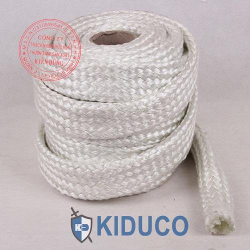 Ống bảo ôn vải sợi thủy tinh Kiduco Uncoated Fiberglass Sleeve