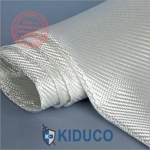 Vải sợi thủy tinh chịu nhiệt cao Kiduco Fiberglass Cloth