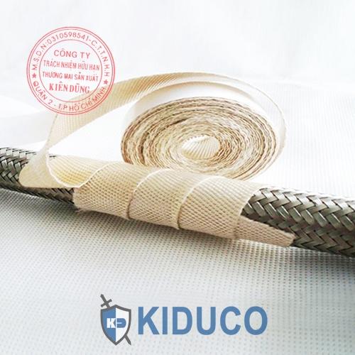 Băng cuộn bảo ôn chịu nhiệt Kiduco High Silica Sleeve Tape 1