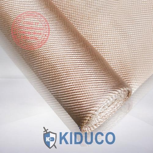 Vải chịu nhiệt, kháng hóa chất Kiduco High Silica Blanket