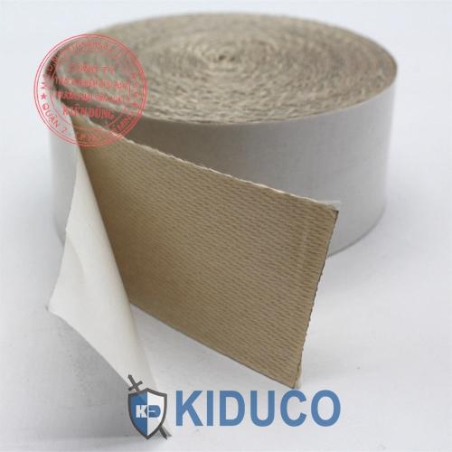 Băng keo vải một mặt chịu nhiệt Kiduco Adhesive Silica Fabric 1