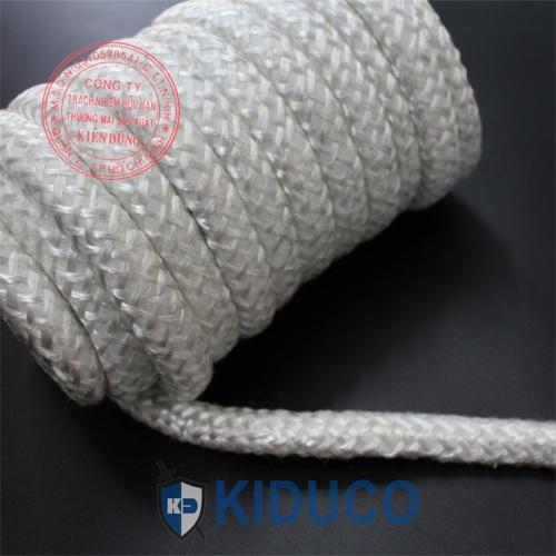 Dây sợi gốm chịu nhiệt cao Kiduco Ceramic Fiber Rope
