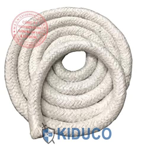 Gioăng làm kín chịu nhiệt Kiduco Ceramic Fiber Braided Ring 1