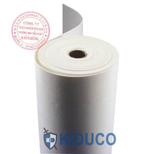 Bông gốm cách nhiệt dạng giấy Kiduco Ceramic Fiber Paper 2