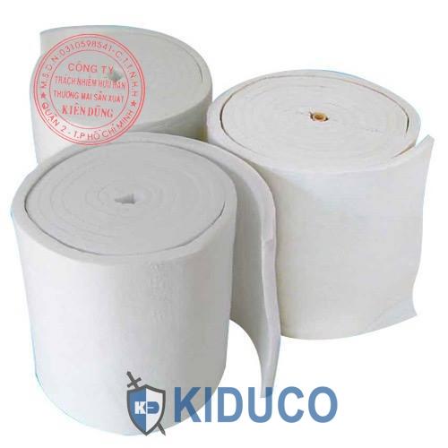 Chăn sợi gốm cách nhiệt Kiduco Ceramic Fiber Blanket 2