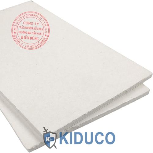 Bông gốm cách nhiệt dạng tấm Kiduco Ceramic Fiber Board