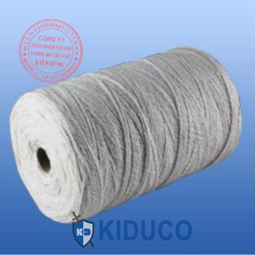 Chỉ sợi gốm chịu nhiệt Kiduco Ceramic Fiber Yarn