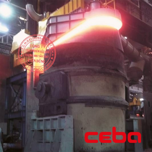 Ceba Ladle Preheater and Dryer