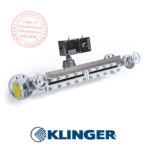 Thước đo mức trong suốt Klinger Transparent Level Gauges 1