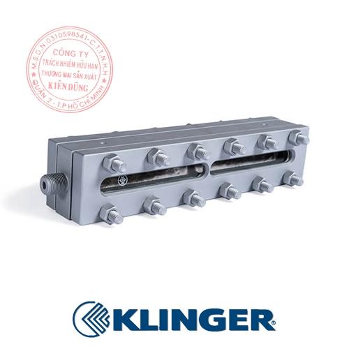 Thước đo mức trong suốt Klinger Transparent Level Gauges 2