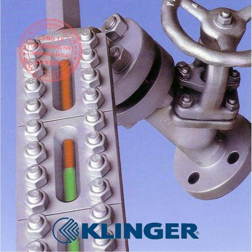 Thước đo mức kép Klinger Bi-color Level Gauges 3