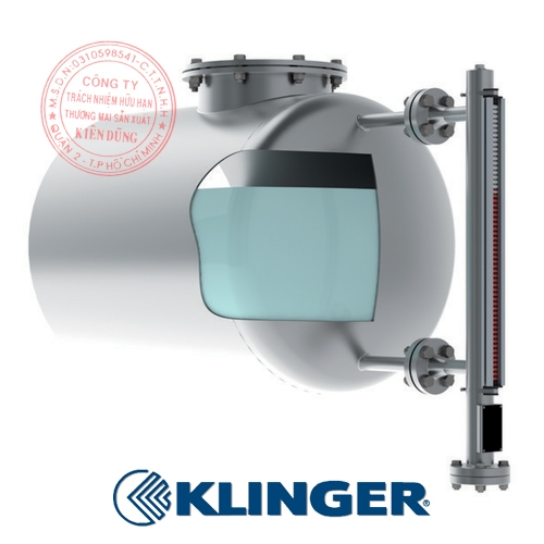 Thước đo mức dạng từ tính Klinger Magnetic Level Gauges 2