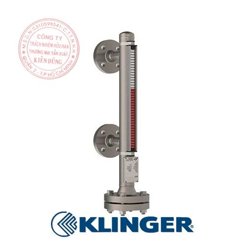Thước đo mức dạng từ tính Klinger Magnetic Level Gauges 3