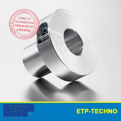 Khớp nối thủy lực ETP-Techno côn đơn nối bích