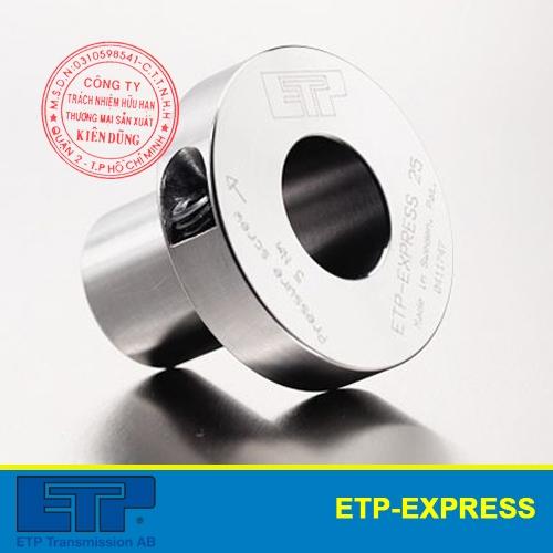 Khớp nối thủy lực ETP-Express côn đơn nối bích
