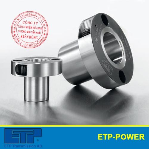 Khớp nối thủy lực ETP-Power côn đơn hiệu suất cao