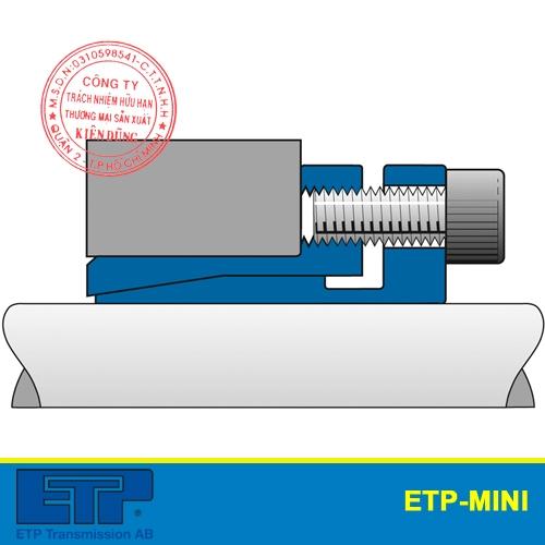 Khóa trục côn, khóa trục cơ học ETP-Mini multiple screw mounting