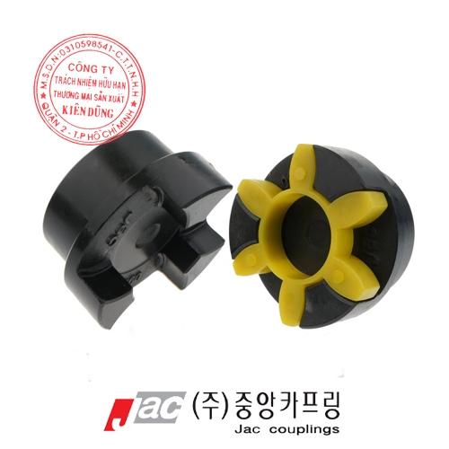 Khớp nối trục Jaw Flexible CR Coupling của hãng JAC Couplings 2