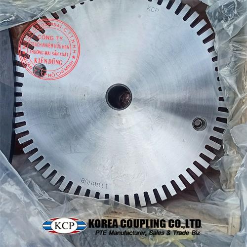 Bộ hub cho khớp nối lò xo KCP Taper Grid Coupling 1180T10 Hub