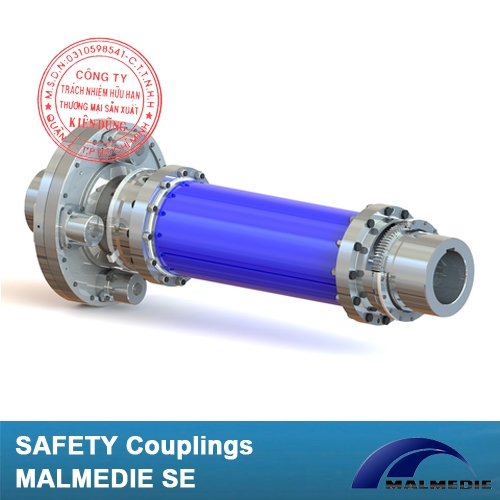 Khớp nối trục, Khớp nối an toàn Malmedie Safety Coupling SE Full