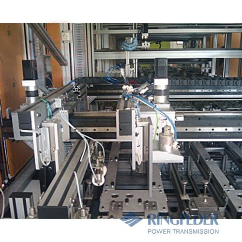 Thiết bị khóa trục côn Ringfeder RfN 7012 laser cutting machine