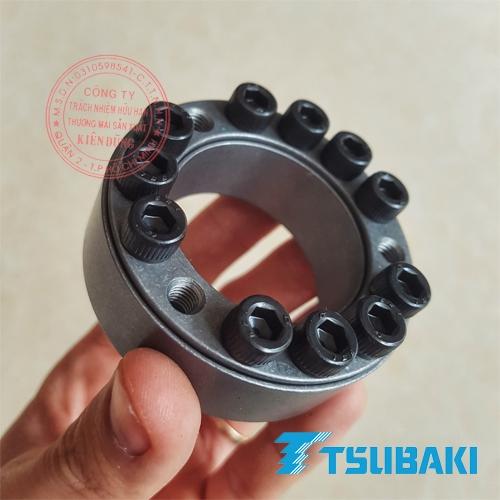 Thiết bị khóa trục côn Tsubaki Power Lock dòng tiêu chuẩn AS Series PL040 X 065AS
