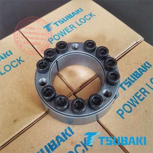 Hình ảnh thực tế thiết bị khóa trục côn Tsubaki Power Lock dòng tiêu chuẩn AS Series
