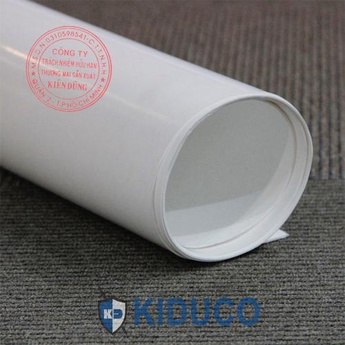 Tấm teflon mềm chất lượng cao Kiduco Expanded PTFE Sheet