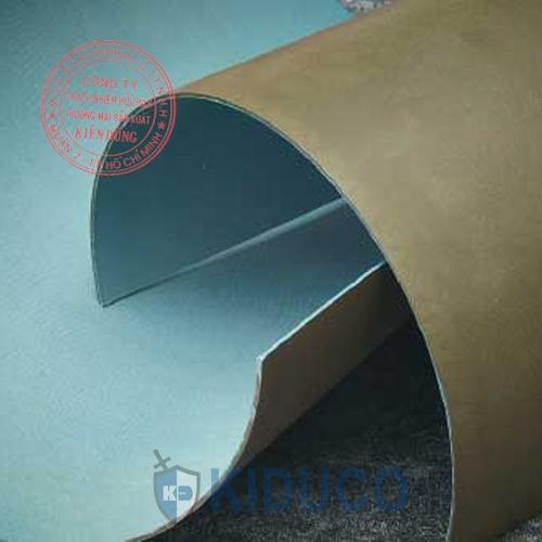 Gioăng đệm teflon pha đồng, pha graphite Filled PTFE Gasket 2