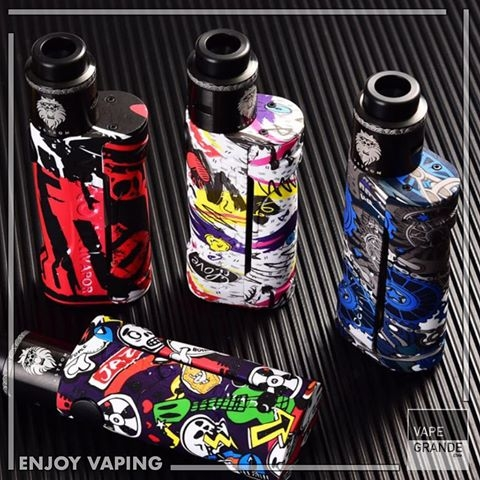 ECO 90w Kit Vape Full Pin