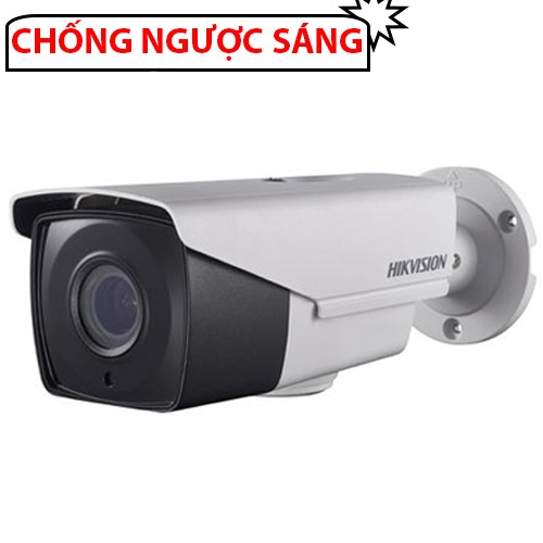 Camera HIKVISION DS-2CE16D7T-IT3Z 2.0 Megapixel, IR EXIR 40m, Zoom 2.8-12mm,True WDR