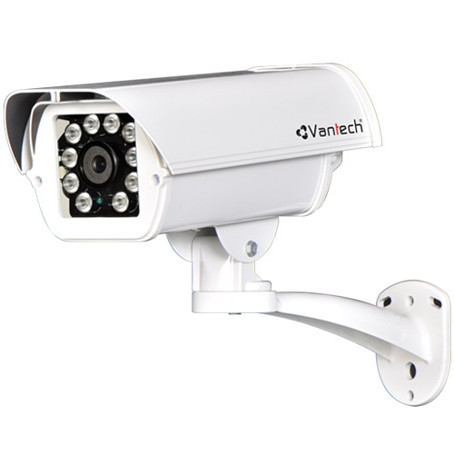 Camera IP Vantech VP-202S 1.0 Megapixel104 Led Array, CMOS,H.264 & MJPEG, Onvif