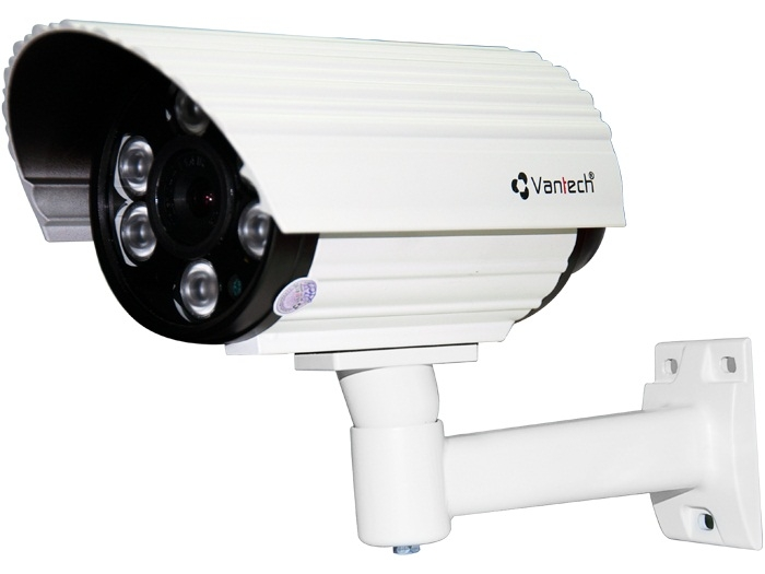 Camera IP Vantech VP-154B 1.3 Megapixel CMOS,H.264 & MJPEG, 6 cái LED Array, Onvif