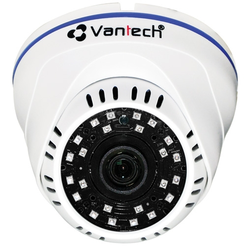 Camera Vantech VP-113TVI 2.0 Megapixel, 24 Smart Led, D-WDR, ICR, 3D-DNR