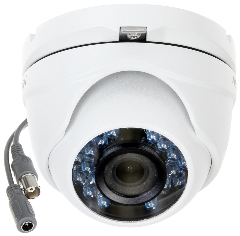 Camera HDTVI Dome Hikvision DS-2CE56D0T-IRM (2.0MP)