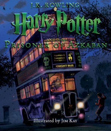 Harry Potter and the Prisoner of Azkaban (Illustrated Edition)