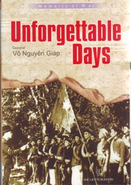 Unforgettable Days: Vo Nguyen Giap (Vietnam)