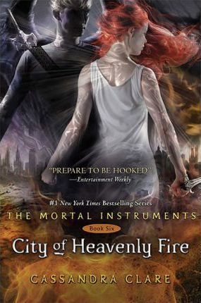 City Of Heavenly Fire The Mortal Instruments Book 6