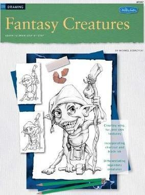Fantasy Creatures / Drawing: Learn to Draw Step by Step (How to Draw and Paint)