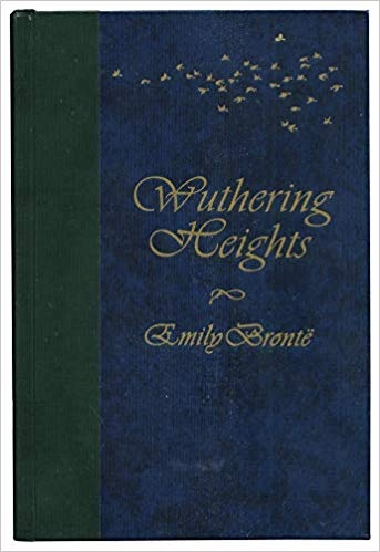 Wuthering Heights By Emily Bronte 349 pages. Reader's Digest