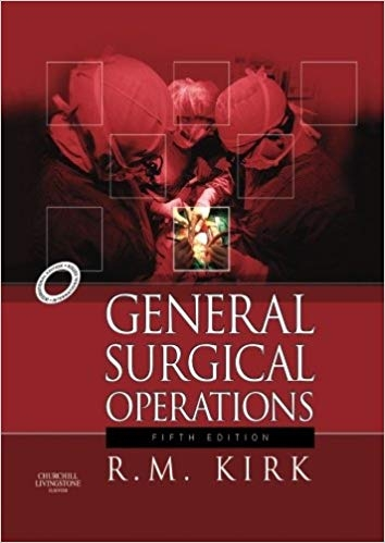 General Surgical Operations 5 Edition