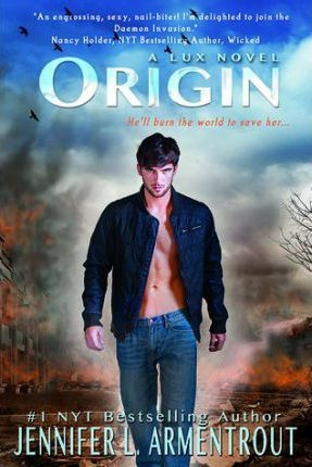 Origin (A Lux Novel #4)